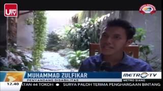 Muhammad Zulfikar Rakhmat On MetroTV Indonesia