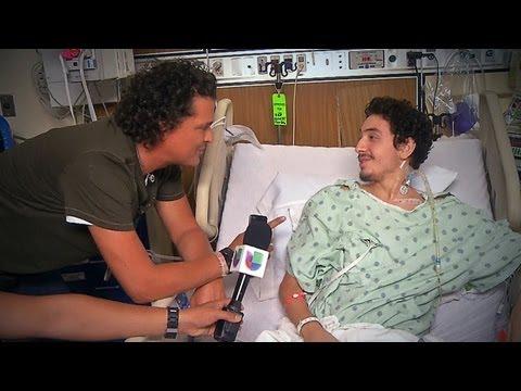 Carlos Vives cumple el sueño de chico que necesita un trasplante de corazón - Despierta América