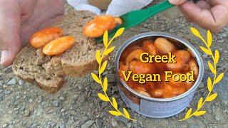 Top 8 Greek Vegan Foods