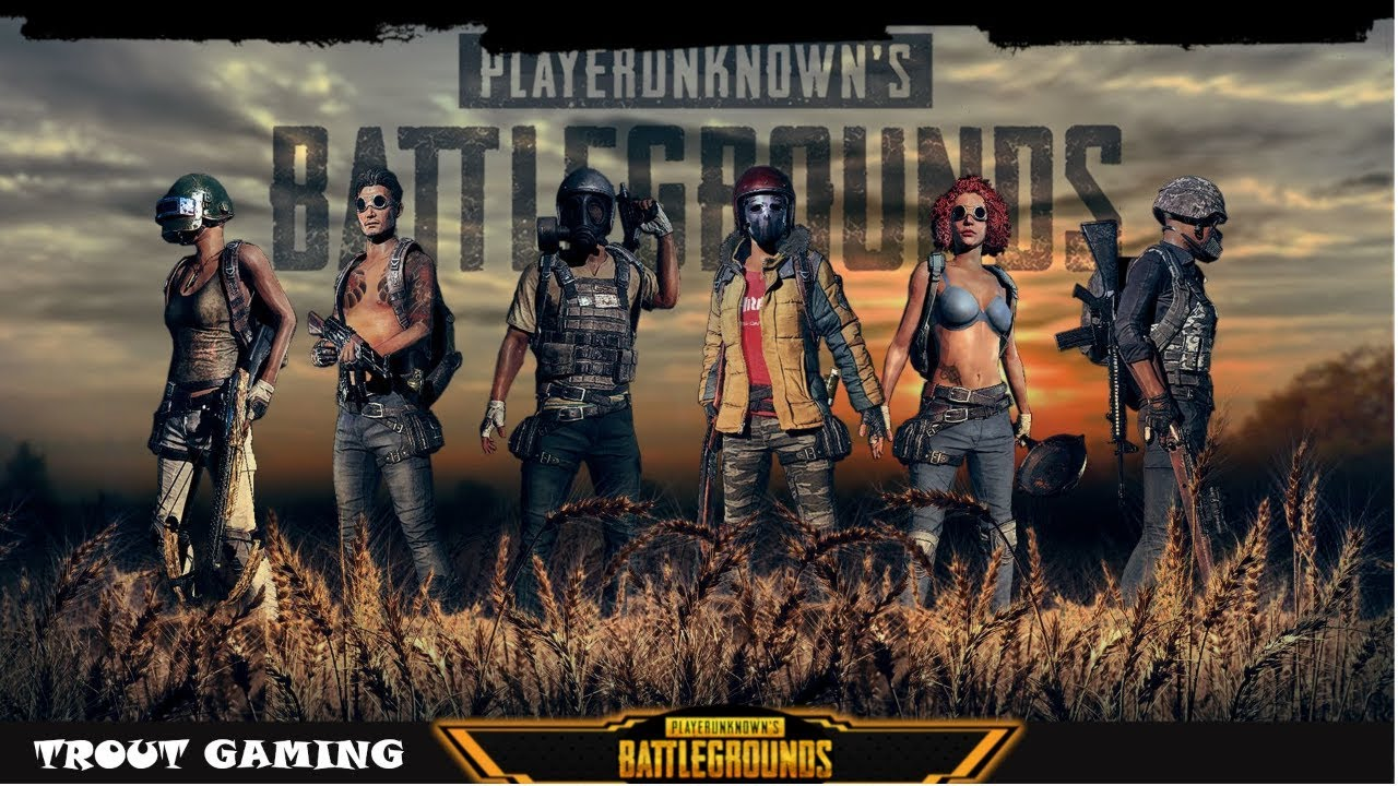 Pubg Mobile Facebook Cover - Game and Movie