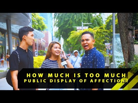 How Much Is Too Much PDA? | Word On The Street