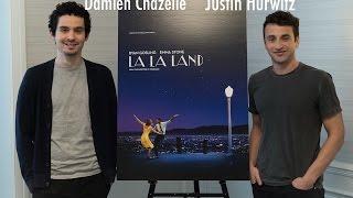 The Kamla Show - La La Land's Damien Chazelle And Justin Hurwitz