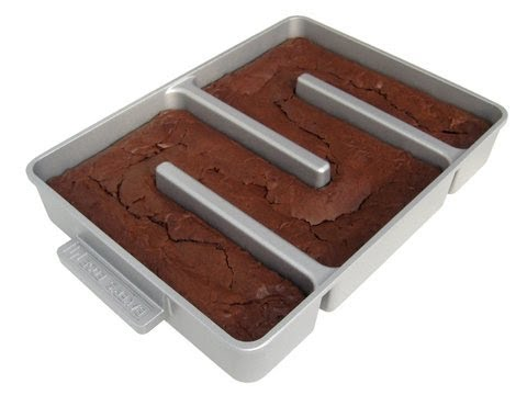 Baker's Edge - Brownie & Lasagna Pan