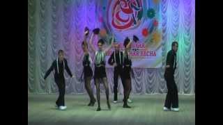 """ГАНГСТЕРЫ-""""Tosno-Style"""", 3 место - """"Тосненская Танцевальная Весна 2013"""""""