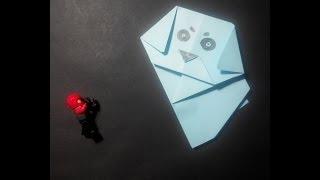 How to make: Puppy paper. Щенок из бумаги. Puppy Papier