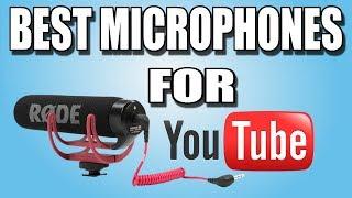 Video BEST Microphones Under $100 FOR YOUTUBE (On Amazon) - TOP 10 download MP3, 3GP, MP4, WEBM, AVI, FLV Juni 2018