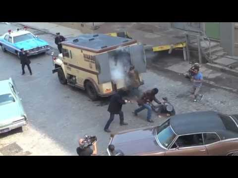 BLOOD TIES 2013 (movie) Behind the scenes (SPOILER ALERT)