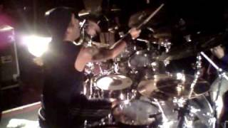 """Jason Bittner and SHADOWS FALL """"Failure of the Devout"""" live Fayetville, AR"""