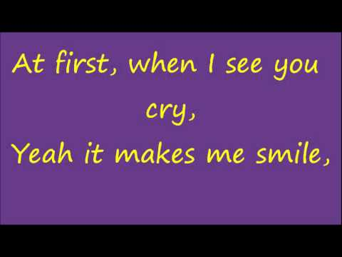 Glee Smile with lyrics