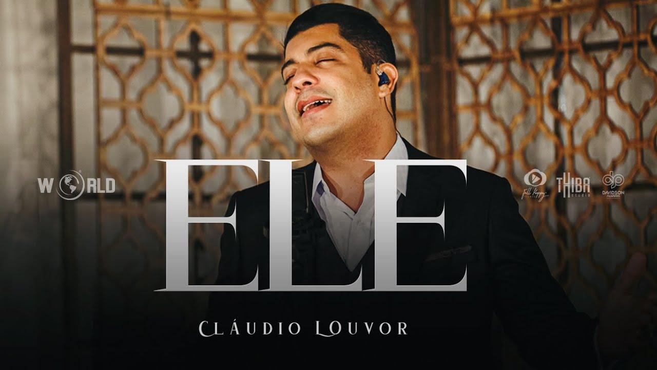 Download CLAUDIO LOUVOR - ELE