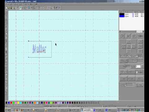 LaserCut 5.3 Software Tutorial Part5 (English) thumbnail