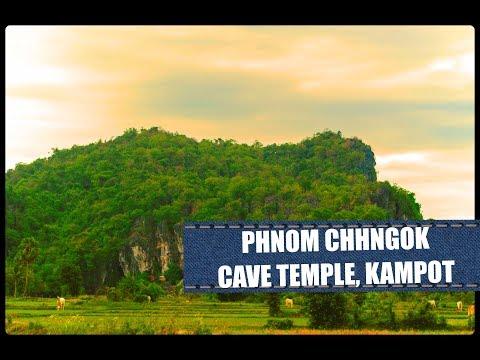 Exploring the 7th century Cave Temple - Phnom Chhngok, Kampot