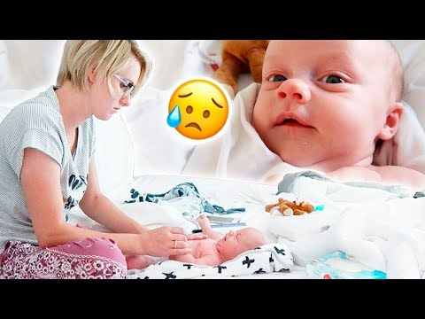 Trouble With Baby Tommy | Ellie And Jared