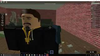 Roblox Realistic Roleplay 1 Remake: Robbing a mob boss and killing blood gang members.