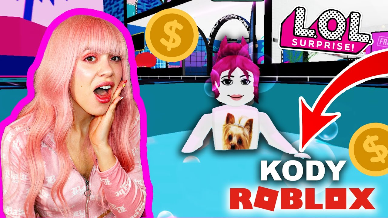 🤖 kody do roblox 💰 lol surprise official party 💗 gry dla