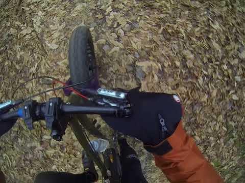 Fattire / fatbike in Lewis Morris Park GOPR0504