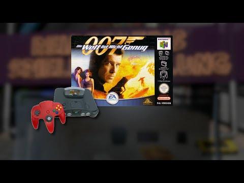 Gameplay : 007 Die Welt ist nicht genug [Nintendo 64]