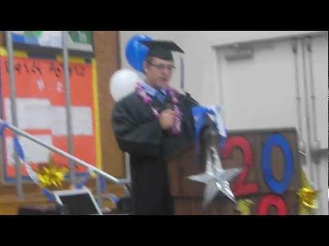 Springall Academy - Graduation Speech