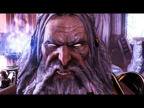 God of War 3 Remastered: Zeus Final Boss Fight PS4 (1080p 60fps)