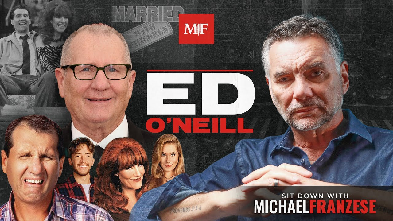 "Sit Down with Ed O'Neill (Al Bundy) From ""Married with Children"" 