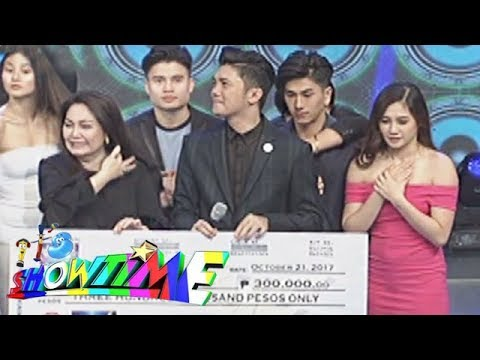 It's Showtime: Team Vhong wins in Magpasikat 2017!