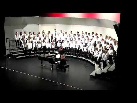 2019 Winneconne Middle School 7th&8th Grade Winter Choir Concert