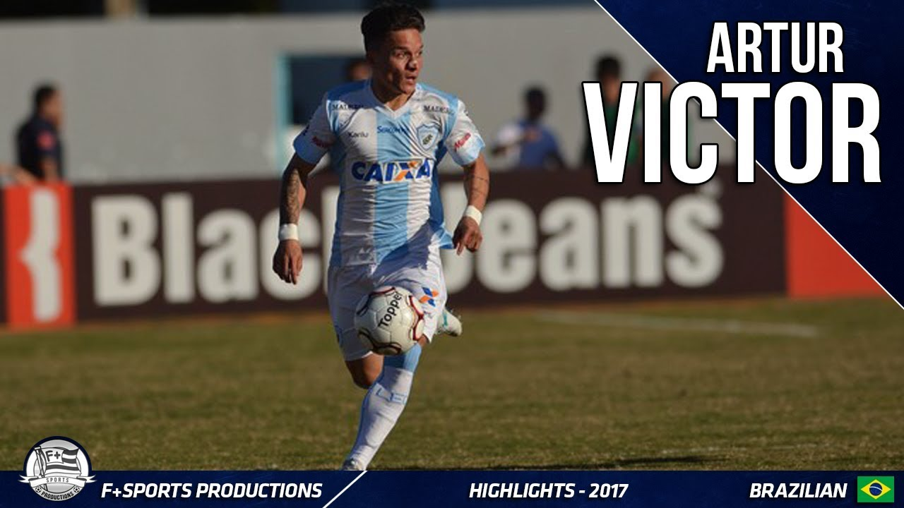 Artur Victor - Londrina EC - Brasileirão 2017 - Série B 1º Turno ... ff610bf76ce94