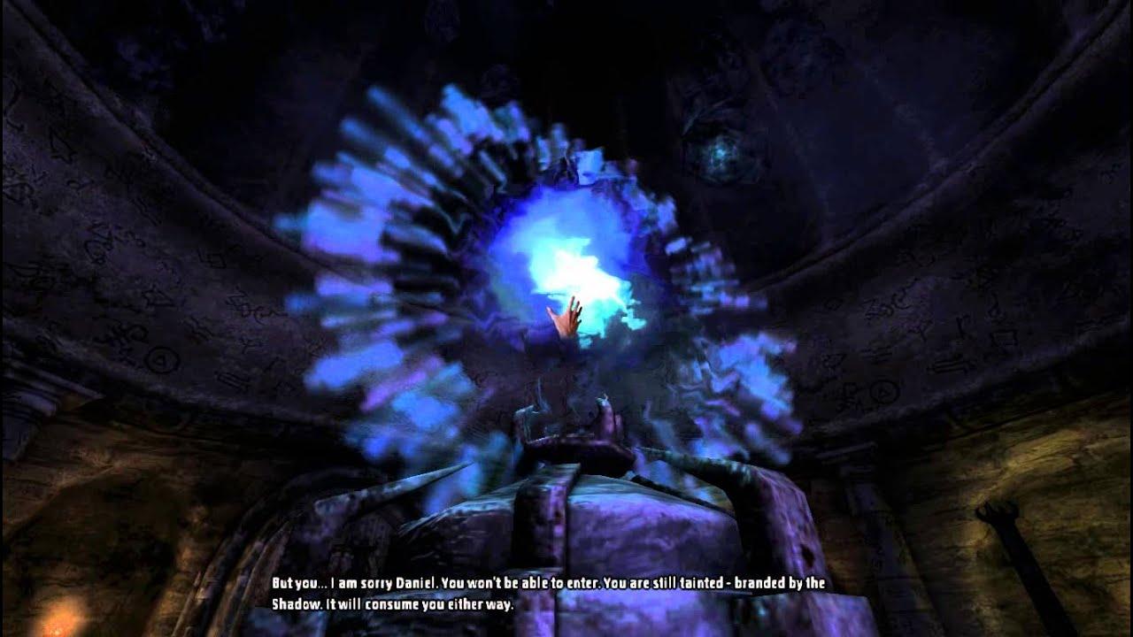 Amnesia The Dark Descent Ending Putting Agrippa's head ...
