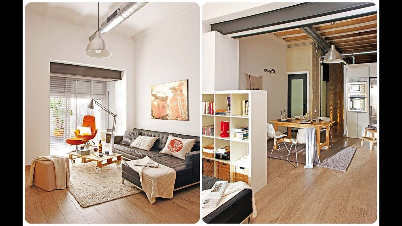 Small Apartment In Barcelona With Clever Design Solutions Hd Youtube