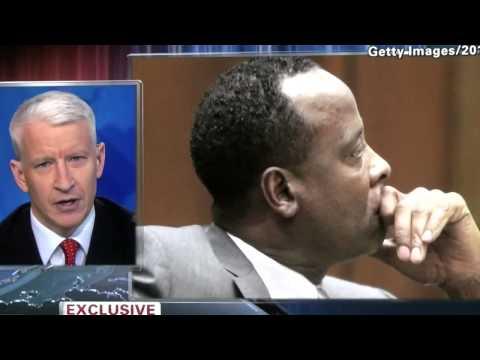 Conrad Murray Interview With CNN's Anderson Cooper 04/02/13