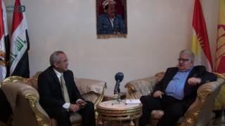 بالفيديو| شيركو حبيب: حكومات العراق همشت الأكراد
