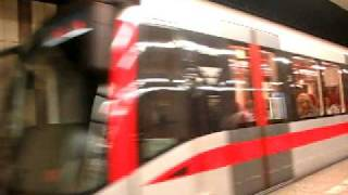 Metro Praga Linha C - 001