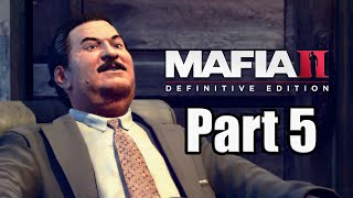 Mafia 2: Definitive Edition (2020) PS4 PRO Gameplay Walkthrough Part 5 - Things get out of Control