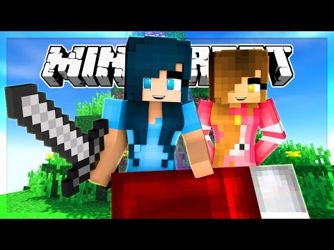 WHY CAN'T YOU SEE US? THE MOST INTENSE GAME EVER!! | Minecra