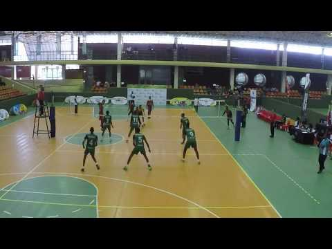 National Volleyball League: Rhinos VS Buffalos 03 Mar 2018