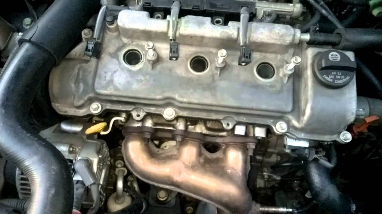 Toyota Sienna 2000 B1s1 Sensors Explained Engine Overview