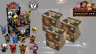 FNAF Nights at Freddy's Funko Mystery Minis
