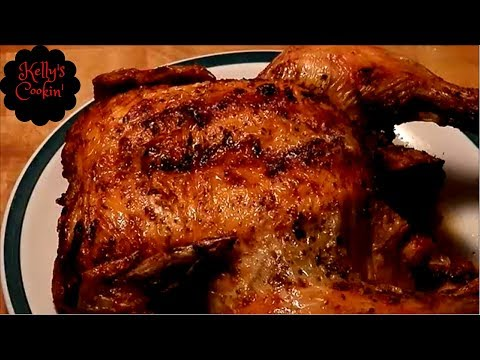 air-fryer-roasted-chicken-|-whole-chicken-|-air-fryer-recipes
