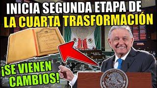 ¡¡IMPRESIONANTE!! AMLO SALVA A MÉXICO CAMBIANDO LA CONSTITUCIÓN ¡EL INE DESAPARECERÁ POR COMPLETO!