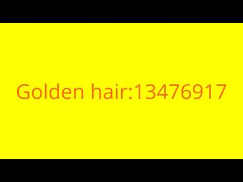 [Full Download] Roblox Id Codes For Hair Boys Girls