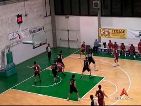 TG sport Telemantova basket serie c Montichiari-Pontek video di A Kozeli.mp4