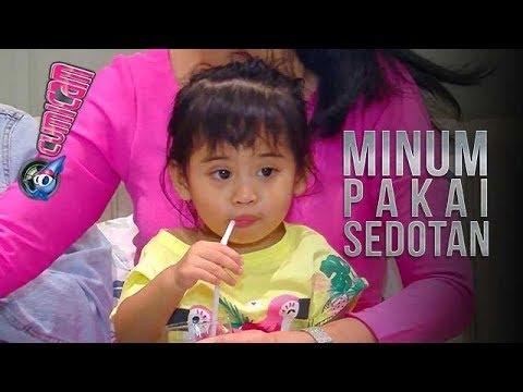 Minum Pakai Sedotan, Vania Langsung Bilang Wow - Cumicam 21 Juni 2018