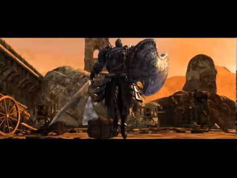 Dark Souls II - Pursuer - Extended