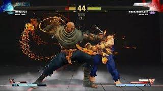 SFVAE - Mago (Sagat) vs. Takuyar03 (Ryu)
