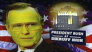 George H.W. Bush Full speech (Dieruff High school).