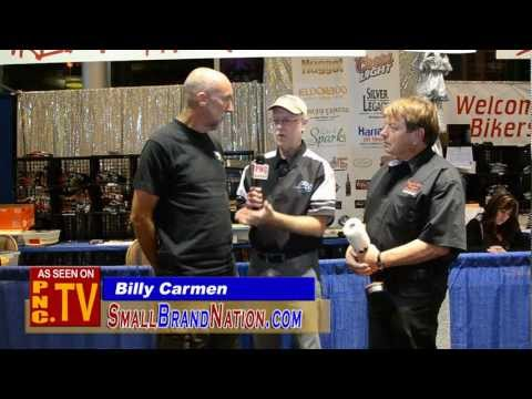 Street Vibrations 2012 Product Reviews New Product News Trade Show Videos with Billy Carmen