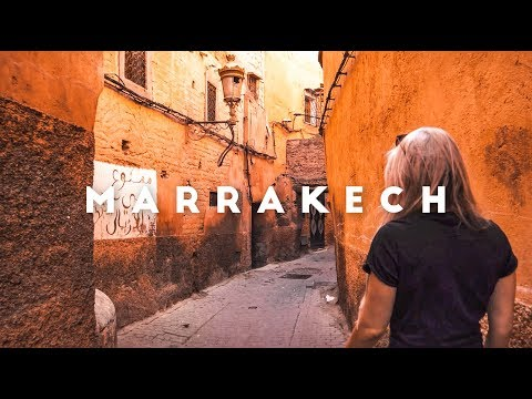 MARRAKECH - 4 Days in Morocco 2019