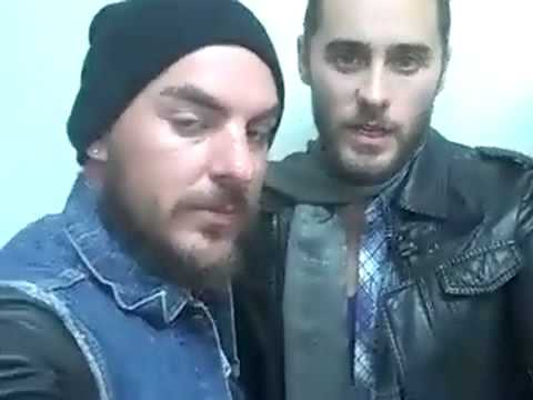 A Message from Mars: Backstage at the Latin MTV Awards-2008