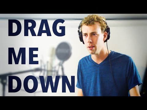 Drag Me Down (One Direction LOOPING COVER!) -Jacob Sutherland