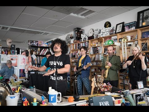 Helado Negro: NPR Music Tiny Desk Concert